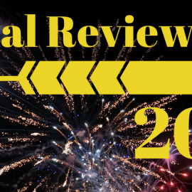 The (first) annual review of 2018 – Looking back at the future
