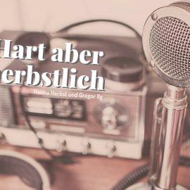 10 Gründe für einen Podcast mit Hanna Herbst und mir  (und 5 dagegen)