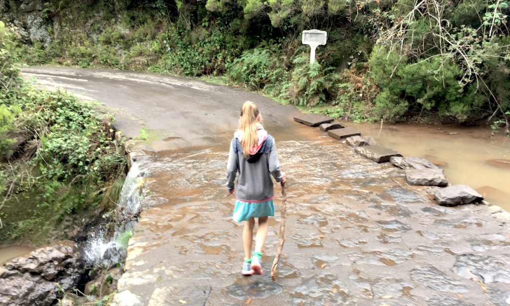 Madeira Rabacal Wandern